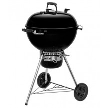 Weber Master-Touch GBS E-5750 Charcoal Braai - 57cm, Black
