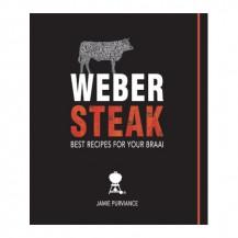 Weber Steak Recipe Book