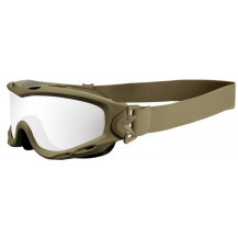 Wiley X Spear Frame w/Strap - Tan - Lense NOT Included, Frame & Strap ONLY