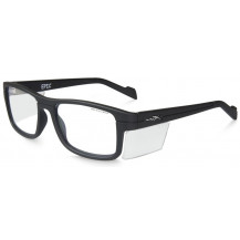 Wiley X WX Epic Glasses - Clear Lens, Matte Black Frame