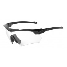 ESS Crossbow Suppressor One - Black Frame, Clear Lens