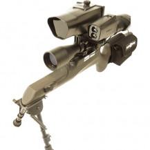 NiteSite Dark Ops Elite Wolf Night Vision System - 500m, Randefinder