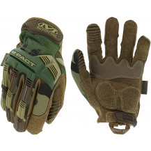 Mechanix Wear Gloves - M-Pact Woodland Camo
