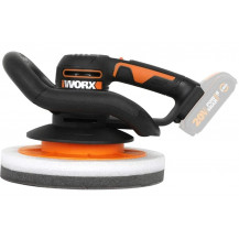 Worx Power Share WX856L Orbital Cordless Polisher - 20V, Excl. Battery