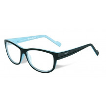 Wiley X - Marker Clear Gloss Black w.Sky Blue Frame