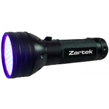 Zartek 51 LED UV Flashlight - 50m
