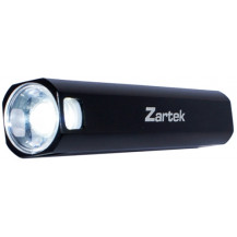 Zartek USB Powerbank with LED Worklight