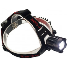 Zartek Rechargeable LED Headlamp side view