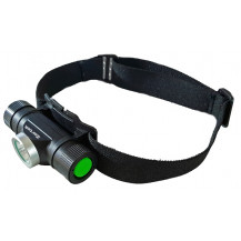Zartek USB Rechargeable LED Headlamp