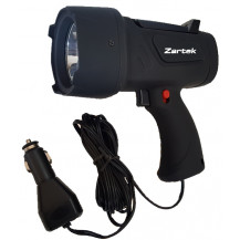 Zartek 12V Vehicle Handheld LED Spotlight
