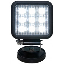 Zartek Magnetic 12V Vehicle LED Floodlight