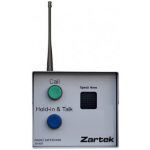 Zartek Long Range Radio Intercom
