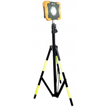 Zartek LED 10W Worklight with Tripod Stand - 800 Lumens