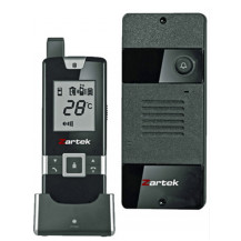 Zartek CDP-801 One Button Digital Wireless Intercom