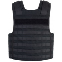 Zebra Armour Delta 2-90 Vest with Inners - Level IIIA