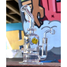 Zootly Glass Rig Bong - Zooted