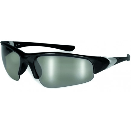 c18f4ee33312 SSP Eyewear Entiat 1.50 Bifocal Reader/Shooting Glasses - Black, Smoke  Mirror