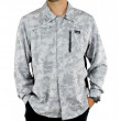 Pelagic Eclipse Guide Pro Long Sleeve Shirt - Ambush Grey