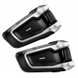 Cardo Packtalk Bold Motorcycle Communication System - Double