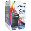 Dophin External Cannister Filter C-1000 1650L/H - 15W