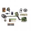 Garrett GTI 2500 Pro Metal Detector Package