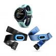 Garmin Forerunner 735XT Fitness Watch Tri Bundle - Blue