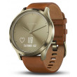 Garmin Vivomove HR Premium Watch - Small/Medium,Gold