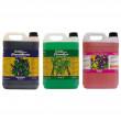 General Hydroponics Flora Series Nutrient Kit (3x 5L) - Hard Water