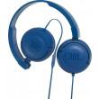 JBL T450BT Wireless On-Ear Headphones Blue Folding