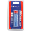 Jetbeam JL340 18650 Protected Lithium Ion Button Top Battery - 3400mAh 3.7V - Unboxed