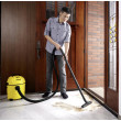 Karcher WD1 Multi-Purpose Vacuum Cleaner In Use