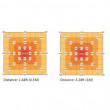 Kingbrite Quantum Board LED Grow Light - 480W2