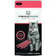 Meow More Salmon & Trout Cat Treats - 15g, 4 Pack