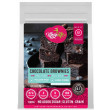 MojoMe Low-Carb Chocolate Brownies PreMix - 320g, 6 Pack - Front View