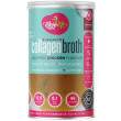 MojoMe Low-Carb Instant Collagen Bone Broth - Jalapeño Chicken Flavour, 200g, 6 Pack - Front View