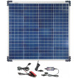 TecMate Solar Panel & Charge Controller & Monitor - 60W, 5A