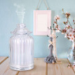 Oregon Scientific HWI0005 Sweet Pot Ultrasonic Aromatherapy Diffuser - Transparent