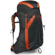 Osprey Exos 48 Backpack - Blaze Black,