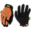 Mechanix Wear Hi-Viz Original Work Gloves - Small, Orange