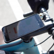 SP Connect Bike Bundle - Close Up - In Use