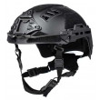Hard Head Veterans Tactical ATE Bump Helmet - Black