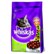 Whiskas Meaty Nugget Cat Food - Gournet Platter, 2kg