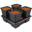 Atami Wilma Large 4 Complete Growing System - 18L