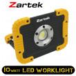 Zartek LED 10W Worklight - 800 Lumens