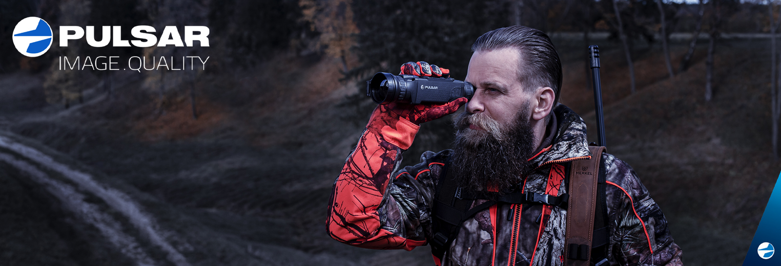 Helion 2 XQ Thermal Imaging Monocular