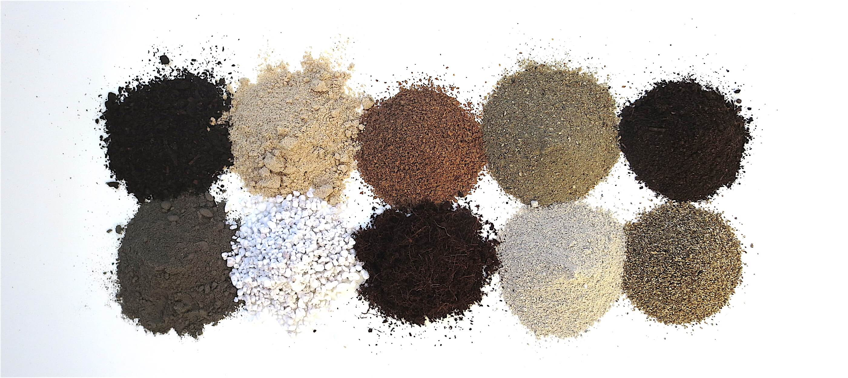 Freedom Farms Soil Components