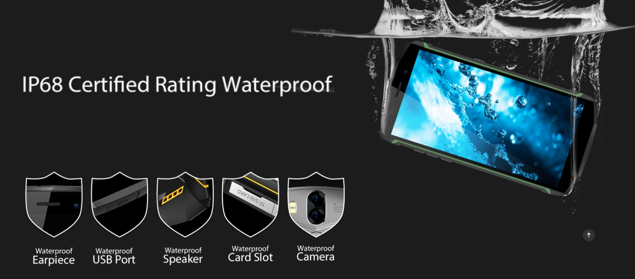 Blackview waterproof