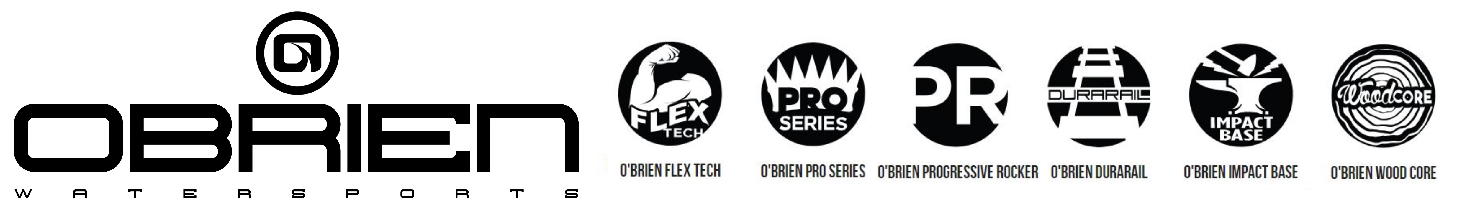 O'Brien Fix Wakeboard Banner